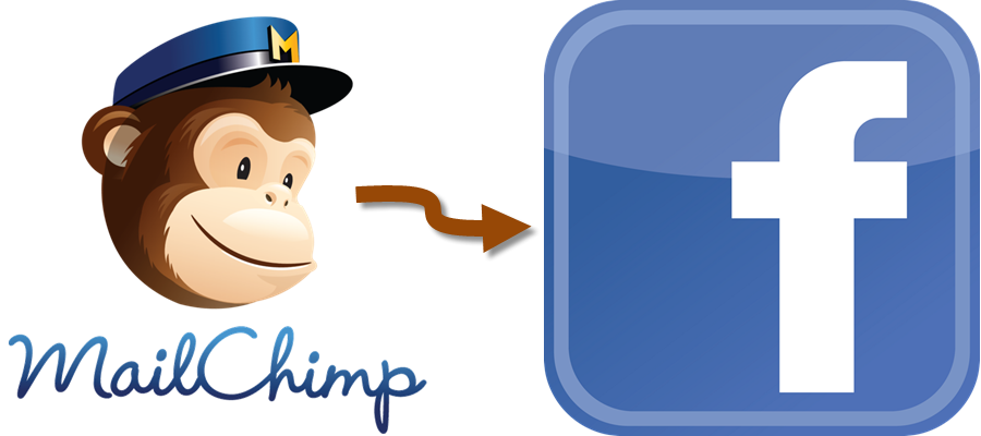 mailchimp to facebook business page